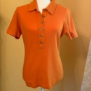 Tory burch short sleeve top